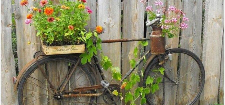 Забор на даче — 12 идей чем украсить