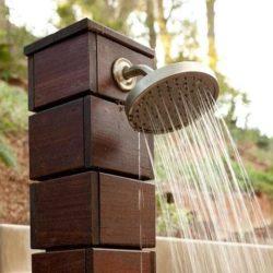 Летний душ для дачи: мастер-классы, идеи, советы