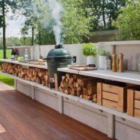 Летняя кухня: идеи, как сделать и организовать
