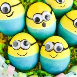 35 креативных пасхальных яиц