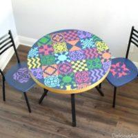 Как обновить и покрасить стул: простые мастер — классы