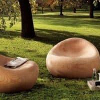 Садовая мебель для дачи изготовленная своими руками