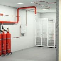 Автоматические системы пожаротушения — надежные охранники