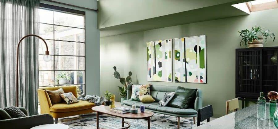 Функциональное назначение цвета в дизайне интерьера жилого помещения
