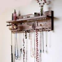 Как сделать органайзер для украшений своими руками: лучшие идеи и пошаговые инструкции (70+ фото)