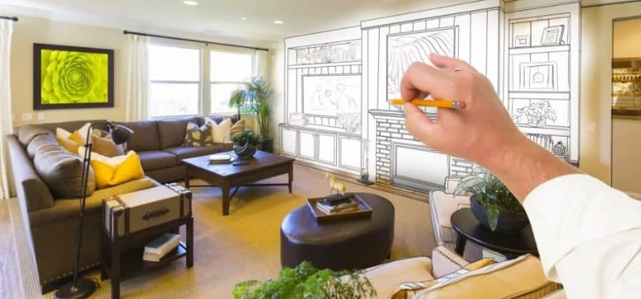 Разработка дизайна интерьера — особенности и преимущества