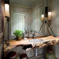 Стили интерьера ванной комнаты
