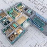 Технический дизайн и 3D визуализация проектируемых объектов