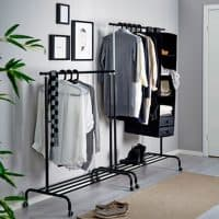 Вешалка для одежды своими руками: мастер-классы из разных материалов с фото