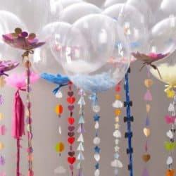 7 креативных идей украшения комнаты ко дню рождения