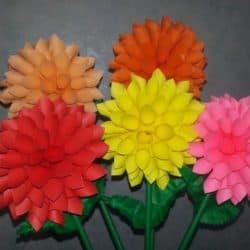 Лучшие схемы сборки оригами цветов